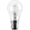 Ampoule halogène standard - B22 - 53 W - Vendu par 2 - General electric