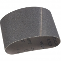Bande abrasive - 120 x 451 mmm - Grain 40 - Support toile - Lot de 10 - SCID