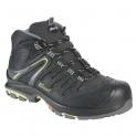 Chaussure de sécurité haute noire - Hiker - Grisport