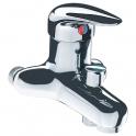 Mitigeur bain douche - Entraxes 100 à 120 mm - Delabie