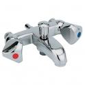 Mélangeur bain douche monobloc - Entraxes 120 mm - Watts industrie