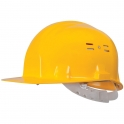 Casque de chantier Jaune - Earline
