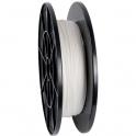 Bobine de corde nylon tressé blanc - Ø 4 mm - Corderies Tournonaises