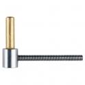 Gond à sceller inox - 120 mm - Axe 16 mm - Proquinter