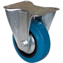Roulette port-roll fixe D 125 mm - Caujolle