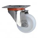 Roulette Mécaninox pivotante D 125 - Caujolle
