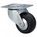 Roulette Port-roll pivotante D 100 - Caujolle