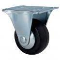 Roulette Port-Roll fixe D 125 - Caujolle