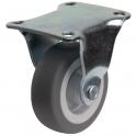 Roulette Miniroll à platine fixe D 50 - Caujolle