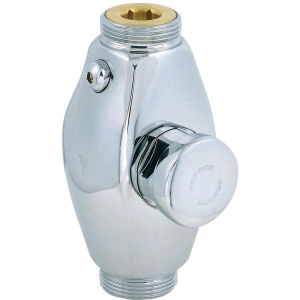 Robinet de chasse avec robinet d 39 arr t int gr presto clair xl presto cazabox - Robinet d arret sans soudure ...