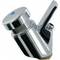 Robinet de fontaine sans bec - pour tube cuivre - Delabie