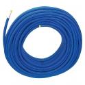 Tube multicouche gainé bleu Multiskin4 50 M D26 - Comap