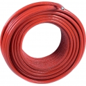 Tube multicouche isolé rouge Multiskin4 50 M D26 - Comap