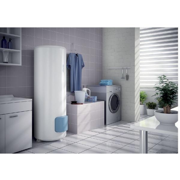 chauffe eau zeneo 300l vertical sur socle monophas triphas 3000 w atlantic cazabox. Black Bedroom Furniture Sets. Home Design Ideas
