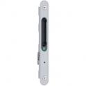 Fermeture encastrée simple aluminium - Série 6792 - La croisée DS
