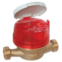 Compteur d'eau divisionnaire eau chaude - Narval Cyble - Itron