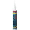 Mastic polyuréthane extérieur gris 310 ml - Soudaflex 45 fc - Soudal