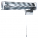 Radiateur SOLARIS 2 Infrarouge - 1200 W - Airelec