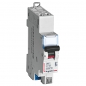 Disjoncteur auto / auto DNX3 4500 - départ - 4,5 kA - courbe C - 10 A - Legrand