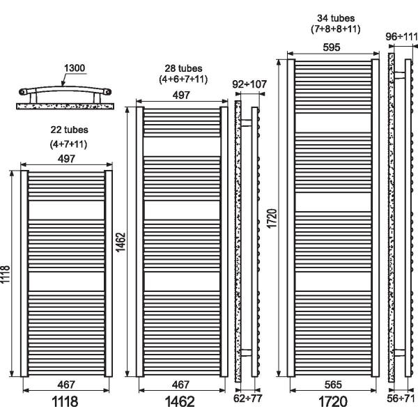 irsap radiateur seche serviette affordable radiateur lectrique ego u irsap with irsap radiateur. Black Bedroom Furniture Sets. Home Design Ideas