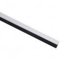 Plinthe avec brosse - Hauteur 46 mm - Bas de porte - Profil PBH - Bilcocq
