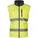 Gilet jaune / gris réversible - HI-Way - Coverguard