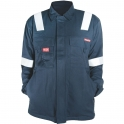 Veste de travail bleue marine multirisque - Dickies