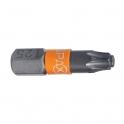Embouts Torx T25 - 25 mm - Bit T Starplus - Boîte de 5 pièces - Spax