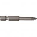 Embout Trempe dure Pozidriv PZ2 - 50 mm - Riss