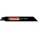 Lame de finition fraisée avoyée - 150 mm - Scie JR 3050 T - Vendu par 5 - Makita