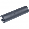 Scie trépan à concrétion carbure - 35 mm - Ø 76 mm - SCID