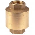 """Clapet anti-retour laiton - F 1"""" - York - Itap"""