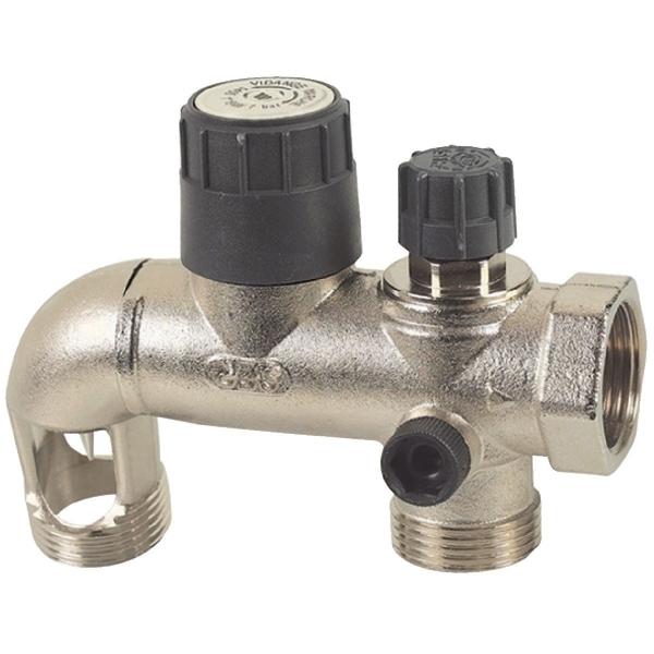 Groupe de s curit coud mf 1 grand d bit watts industries cazabox - Changer groupe securite chauffe eau sans vidanger ...