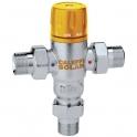"""Régulateur thermostatique avec clapet - M 3/4""""- Installations solaires - Thermador"""