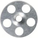 Rondelle galvanisée - Ø 35 mm - Wedi