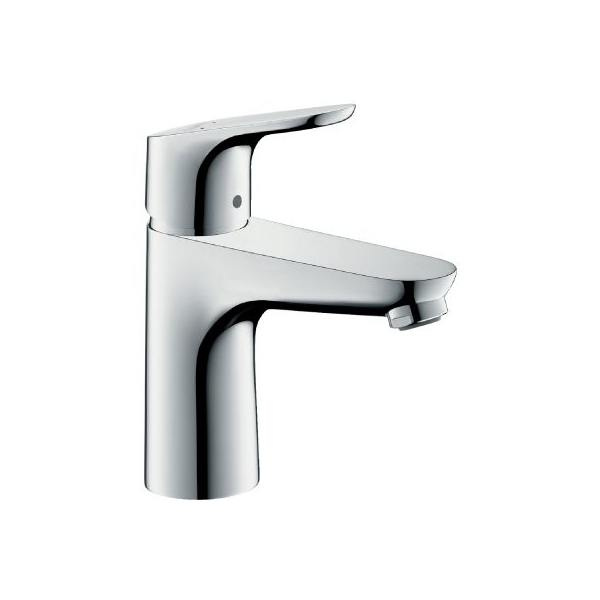 mitigeur lavabo focus 100 eco c3 hansgrohe cazabox. Black Bedroom Furniture Sets. Home Design Ideas