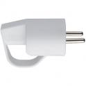 Fiche blanche 2P+T - À anneau - Dhome