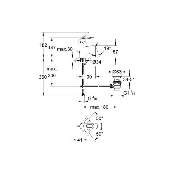 20170930153004 mitigeur grohe bauloop derni res id es pour la conception de. Black Bedroom Furniture Sets. Home Design Ideas