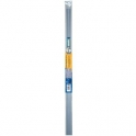 Baguette PVC joint tubulaire - Coté de porte de douche - 1,95 m - Geb