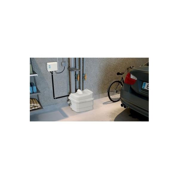 station de relevage sanicubic wp1 sfa cazabox. Black Bedroom Furniture Sets. Home Design Ideas