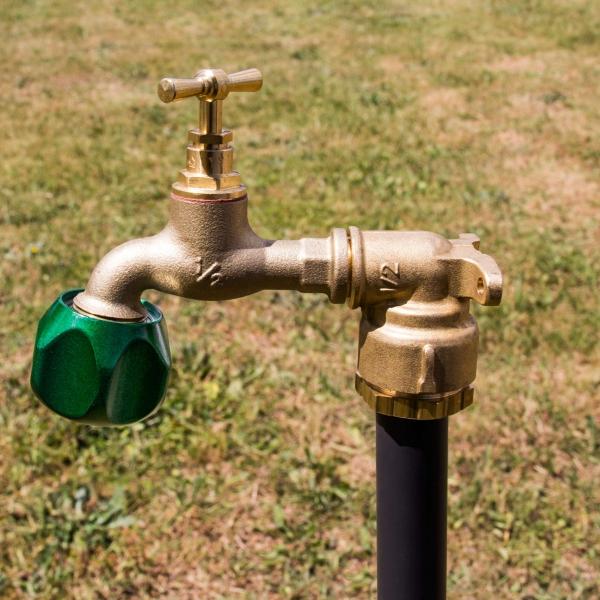 Antivol pour robinet f 3 4 abus cazabox - Changer joint robinet exterieur ...