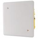 Boîte blanche rectangulaire - 170 x 230 mm - Couvercle à vis - Batibox - Legrand