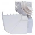 Angle plat 90° - Pour goulotte 65 x 150 mm - Couvercle 130 mm - DLP monobloc - Legrand