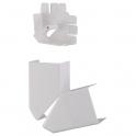 Angle plat variable - Pour moulure 32 x 20 mm - DLPlus - Legrand