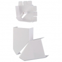 Angle plat variable - Pour moulure 40 x 20 mm - DLPlus - Legrand