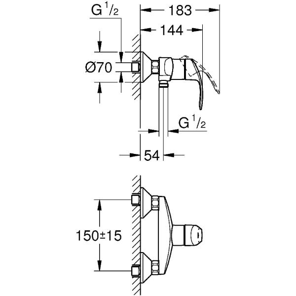 adaptateur entraxe robinet la with adaptateur entraxe robinet latest installer une with. Black Bedroom Furniture Sets. Home Design Ideas