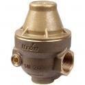 """Réducteur de pression sans raccord - FF 3/4"""" - Isobar + - Itron"""