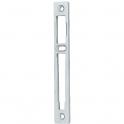 Gâche centrale aluminium - 175 x 22 mm - Série 2839 - Stremler