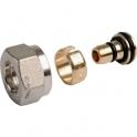 Adaptateur multicouche - Ø 16 - M22 - Pour collecteur - Comap