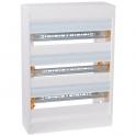 Coffret électrique - 4 rangées - 18 modules - Drivia - Legrand